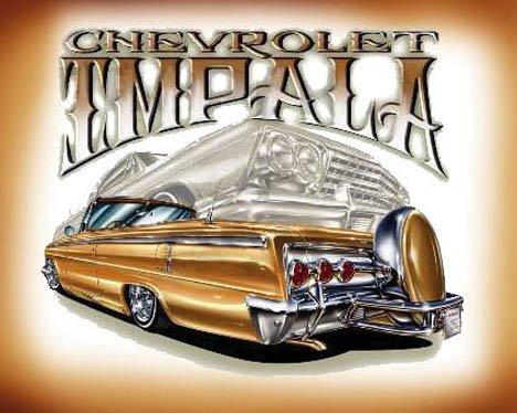 hot-stuff-1053-24x36-lo-chevrolet-impala-poster