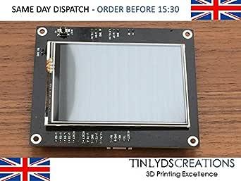 Pantalla táctil LCD TFT35 V1.1 de 3,5 pulgadas a todo color para ...