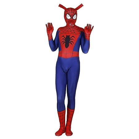 PIAOL Spiderman 3D Impresión Digital Paralelo Universo Cosplay ...