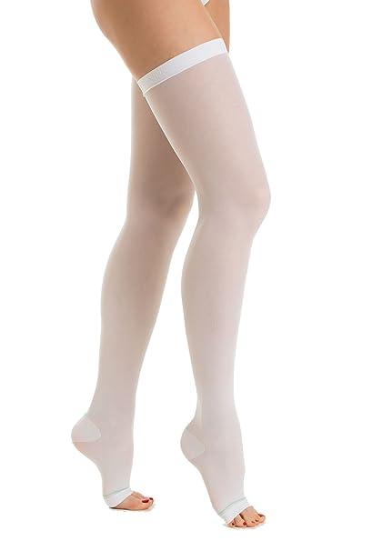 per tutta la famiglia prezzo imbattibile ineguagliabile Relaxsan Antitrombo M0370A calze autoreggenti punta aperta per degenza  antiembolismo K1 compressione graduata 18-23 mmHg