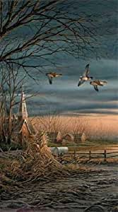 Terry Redlin - Country Neighbors Pinnacle Open Edition