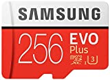 Samsung 256GB EVO Plus MicroSDXC w/ Ad