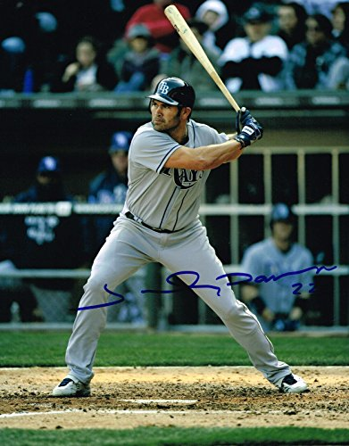 Autographed Johnny Damon Photo - 11X14 COA - Autographed MLB Photos