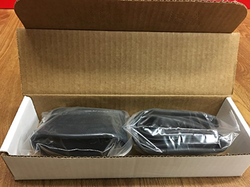 2 (Two) X Bugaboo Cameleon Stroller/pushchair Inner Tubes 12'' /12 1/2'' Straight Valve with Free Upgraded Valve Caps $4.99 Value by Bikezilla (Image #1)