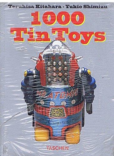 Other Tin Toys - 1000 Tin Toys