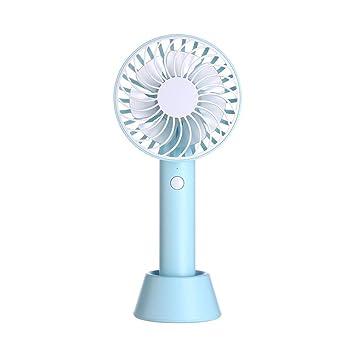 Mini Ventilador silencioso Ventilador eléctrico de Mano Ventilador ...