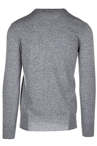 Love Moschino pull ras du cou homme gris