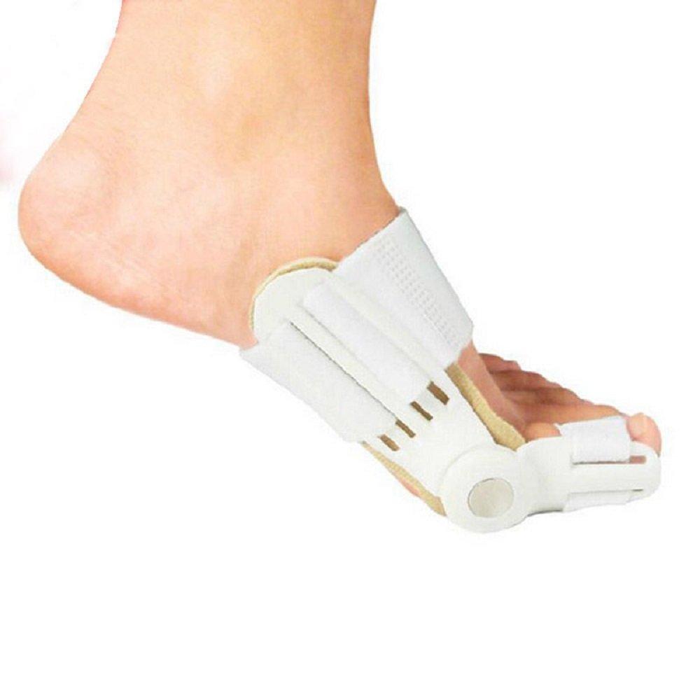 Dr.Pedi Feet care Big Bone Toe Bunion Splint Corrector Foot Pain Relief Orthotics Hallux Valgus pro for pedicure orthopedic braces1 pair by Dr.Pedi