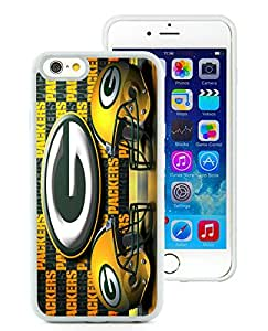 Green Bay Packers 22 White Cool Photo Custom iPhone 6 4.7 Inch TPU Phone Case