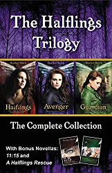 The Halflings Trilogy: The Complete Collection (A Halflings Novel)