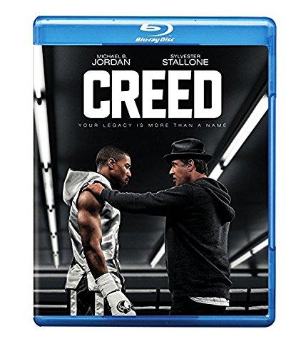 Creed [Blu-ray] Ryan Coogler Aaron Covington Sylvester Stallone Nicholas Stern