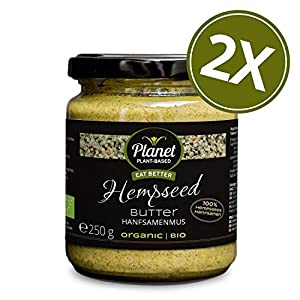 Planet Planet-Based Organic 2pack Hempseed Butter ...