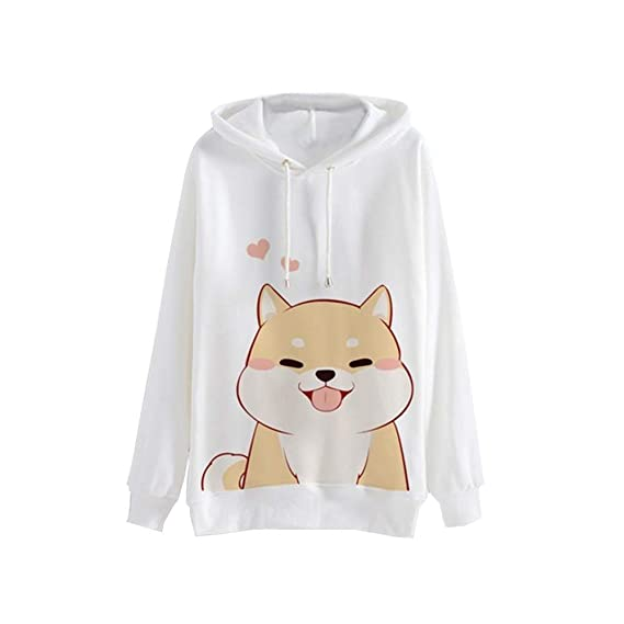 Amazon.com: HYIRI Jumper Pullover Print Blouse,Fashion Casual Womens Long Sleeve Sweatshirt: Clothing