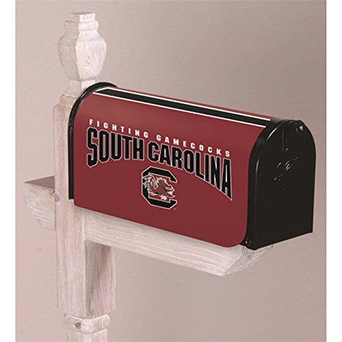 Evergreen Magnetic Mailbox Cover,University of South Carolina ()