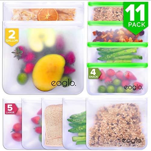 eoglo Reusable Storage Bags