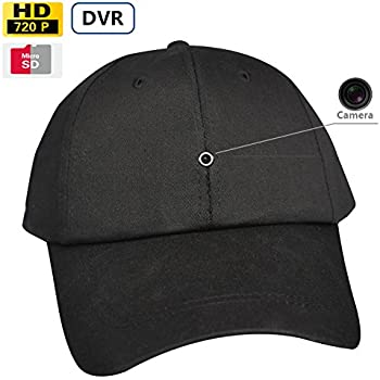 baseball cap camera mount video this item new recording hidden hat camcorder battery operated fashionable
