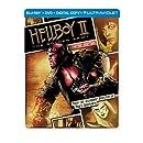 Hellboy II: The Golden Army (Steelbook) (Blu-ray + DVD + Digital Copy + UltraViolet)