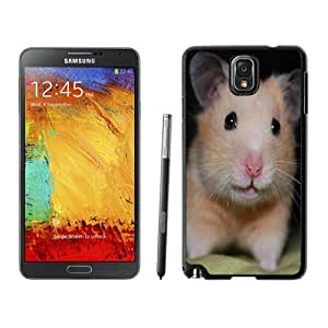 New Personalized Custom Designed For Samsung Galaxy Note 3 N900A N900V N900P N900T Phone Case For Cute Hamster Phone Case Cover