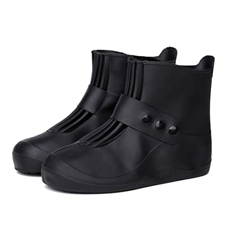Zapatos al aire libre cubren el agua de lluvia a prueba de agua Gel de sílice