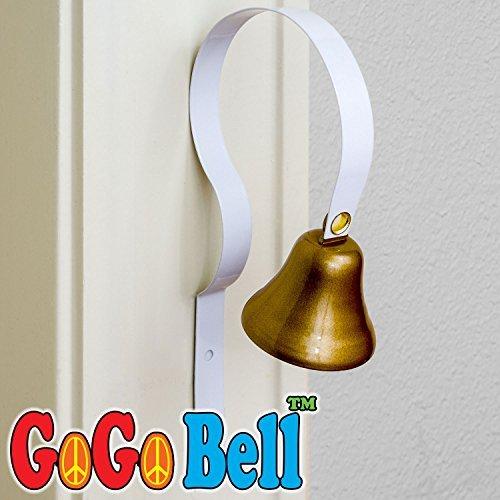 GoGo Bell Dog Doorbell for Housebreaking / Housetraining / Potty Training You
