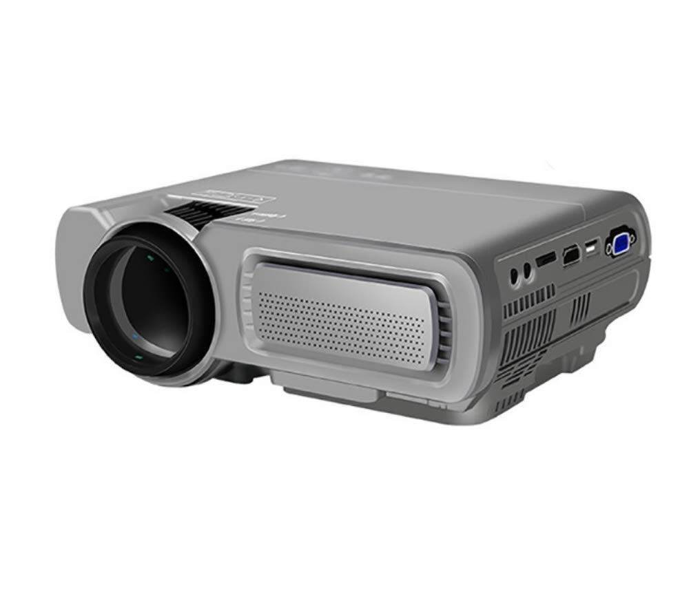 BXCGDICD Proyector Inteligente WiFi Inalámbrico 1080P HD LED ...