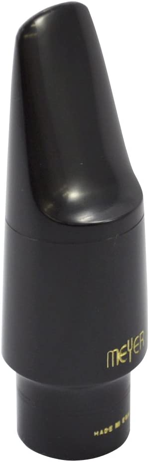 Meyer MR-402-5MM Rubber Alto Sax Mouthpiece