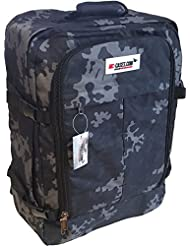 Best Backpack Flight Approved Carry on Bag Like Cabin Max but with Breast Belt and Hip Belt! Very Comfortable...