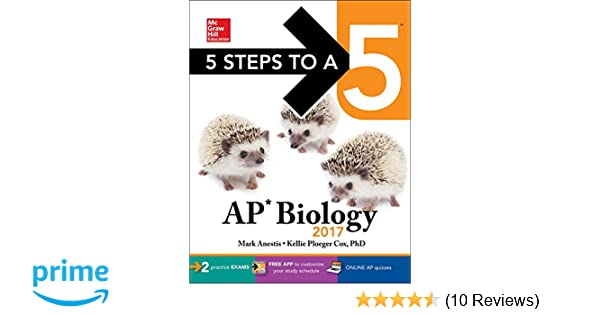 5 Steps To A 5 AP Biology 2017 McGraw Hill 5