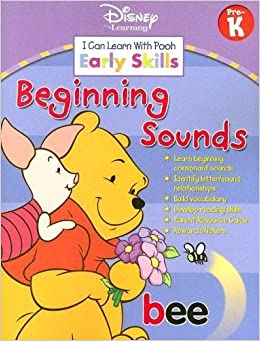 Book Early Skills Beginning Sounds (I Can Learn with Pooh: Grade Pre-K) (2005-01-04)