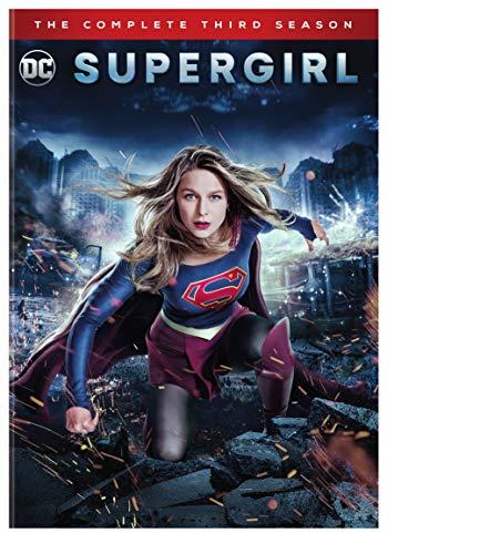 (Supergirl: The Complete Third Season (DVD))