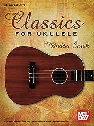 Classics For Ukulele (Sarek Ondrej) Uke Book