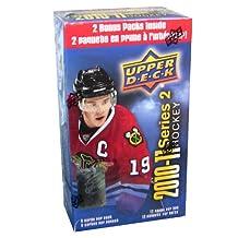 2010-11 Upper Deck Series 2 NHL hockey cards Blaster Box 10-11