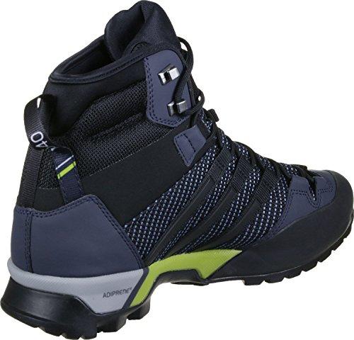 adidas Terrex Scope High Gtx, Zapatillas de Deporte para Hombre Azul (Azubas / Negbas / Maruni)