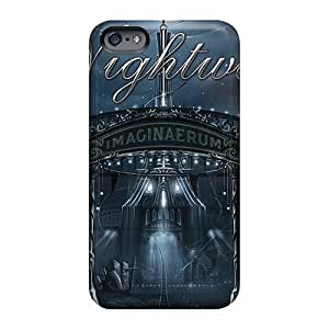 Great Cell-phone Hard Cover For Apple Iphone 6 (dhF494UAQH) Unique Design High Resolution Nightwish Band Pattern