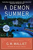 """""""A Demon Summer - A Max Tudor Mystery (A Max Tudor Novel)"""" av G. M. Malliet"""