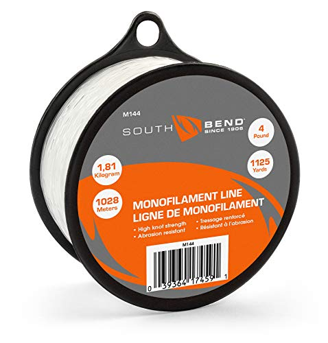 Line Clear Fishing (South Bend Monofilament Fishing Line)
