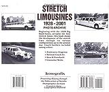 Stretch Limousines  1928-2001 Photo Archive
