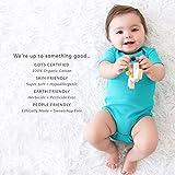 Colored Organics Unisex Organic Baby Bodysuit