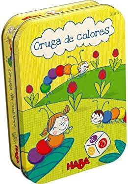 HABA Oruga De Colores (Lego S.A. HAB303114): Amazon.es: Juguetes y ...