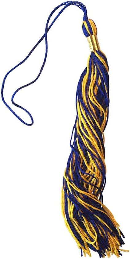 2021 BORITA Graduation Tassels,9 Inch Long,Color Mixed