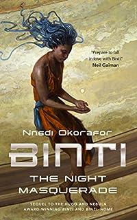Book Cover: Binti: The Night Masquerade