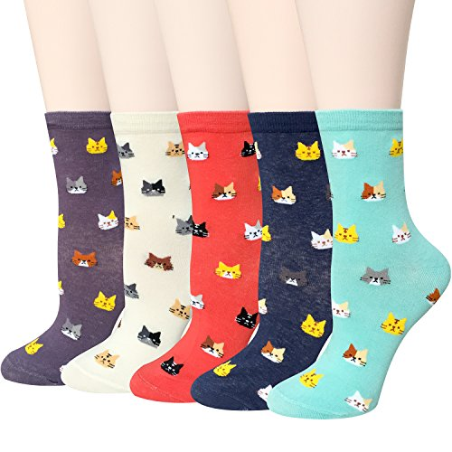 Womens Colorful Animal Casual Chalier