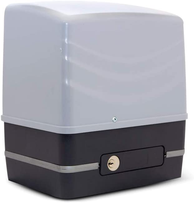 Italfrom - Kit de automatización de motor para puerta corredera, peso máximo 600 kg: Amazon.es: Bricolaje y herramientas