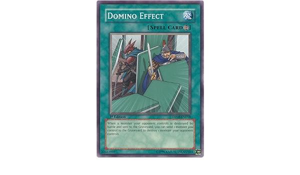 DP08-EN018 Domino Effect 1st Edition Mint YuGiOh Card