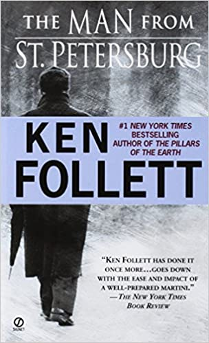 Ken Follett - The Man from St. Petersburg Audiobook Free Online