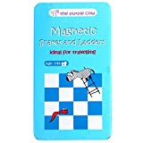 Magnetic Travel Snakes & Ladders  -  Car Games , Airplane Games and Quiet Games