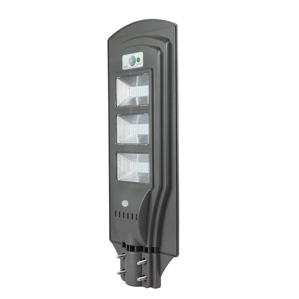 ECO LLC 60W LED Solar Powered Wall Street Light PIR Motion Outdoor Garden Lamp by ECO LLC (Image #2)