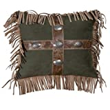 Wooded River WD1296 16 by 16-Inch Pillow