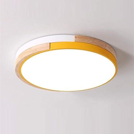 Luz de Techo Lámparas de Techo Lámpara de Dormitorio de ...