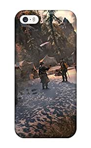 Durable Defender Case For Iphone 5/5s Tpu Cover(assassin's Creed: Rogue)